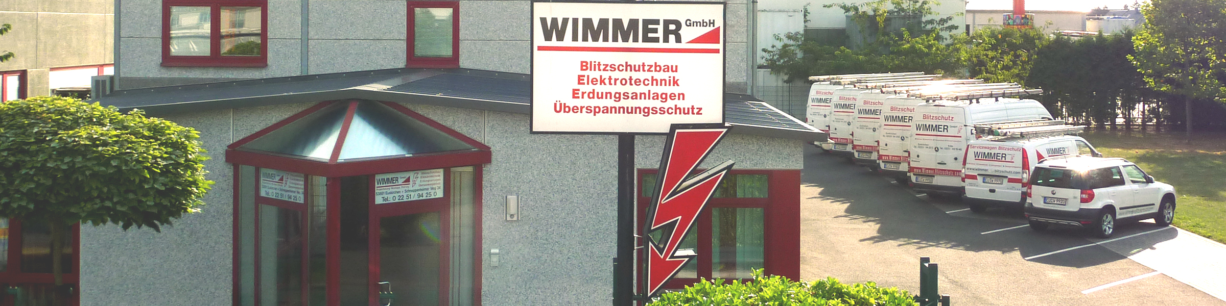 Blitzableiterbau Wimmer GmbH